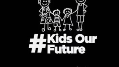 Kids Our Future by Stonebwoy