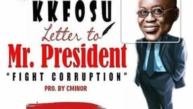 Letter 2 President by K.K. Fosu