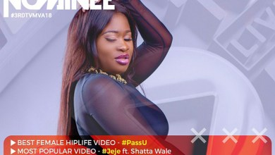 Photo of Sista Afia gets 3 nominations at 3rd Tv Music Video Awards