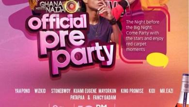 Photo of The 2018 Ghana Meets Naija pre-party is on Friday at Soho