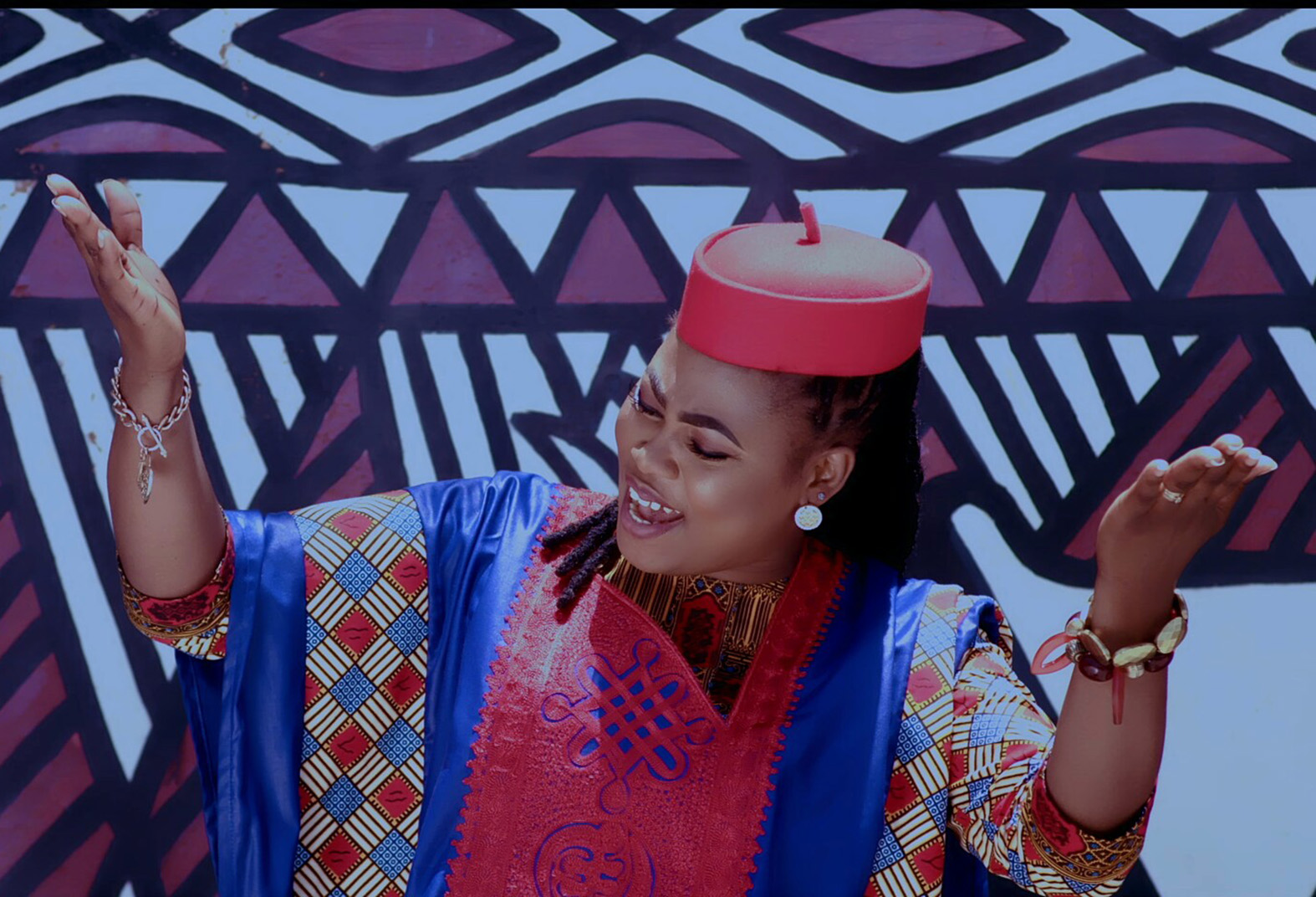 Joyce Blessing to premiere visuals for La Mia Praise on 1st July