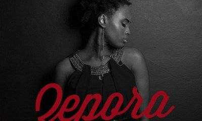 Zeporah Dickson will move you with her rhythmic songs