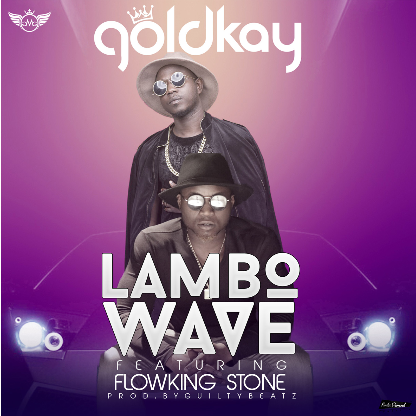 Lambo Wave by GoldKay feat. Flowking Stone