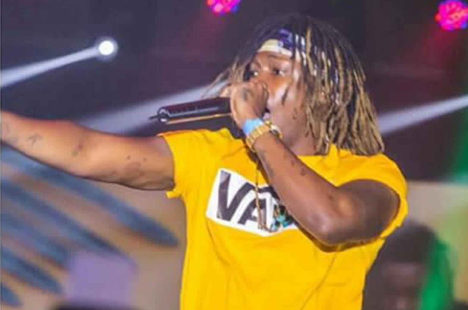 Dahlin Gage wows the crowd at Ghana Meets Naija 2018
