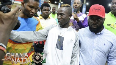 Patapaa & Stonebwoy back home for Saturday's Ghana Meets Naija