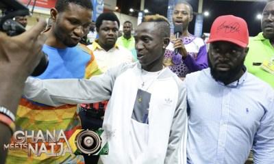 Patapaa & Stonebwoy back home for Saturday's Ghana Meets Naija