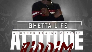 Photo of Audio: Ghetta Life (Attitude Riddim) by Code Bwoy Stallion