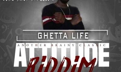 Ghetta Life (Attitude Riddim) by Code Bwoy Stallion