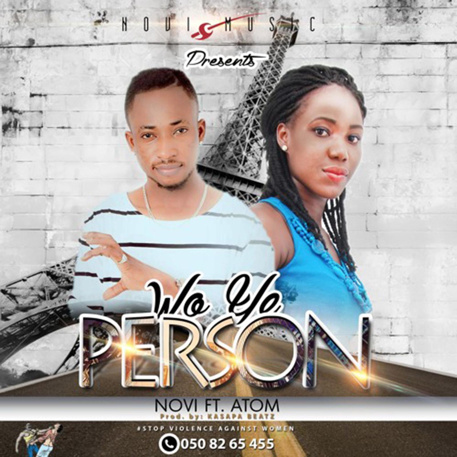 Woye Person by Novi feat. Atom