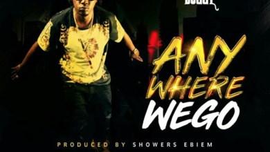 Any Where Wego by Yogie Doggy