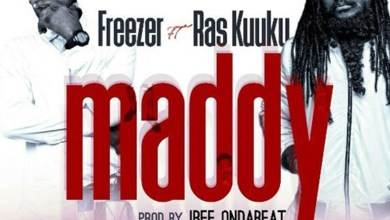 Photo of Audio: Maddy by Freezer feat. Ras Kuuku