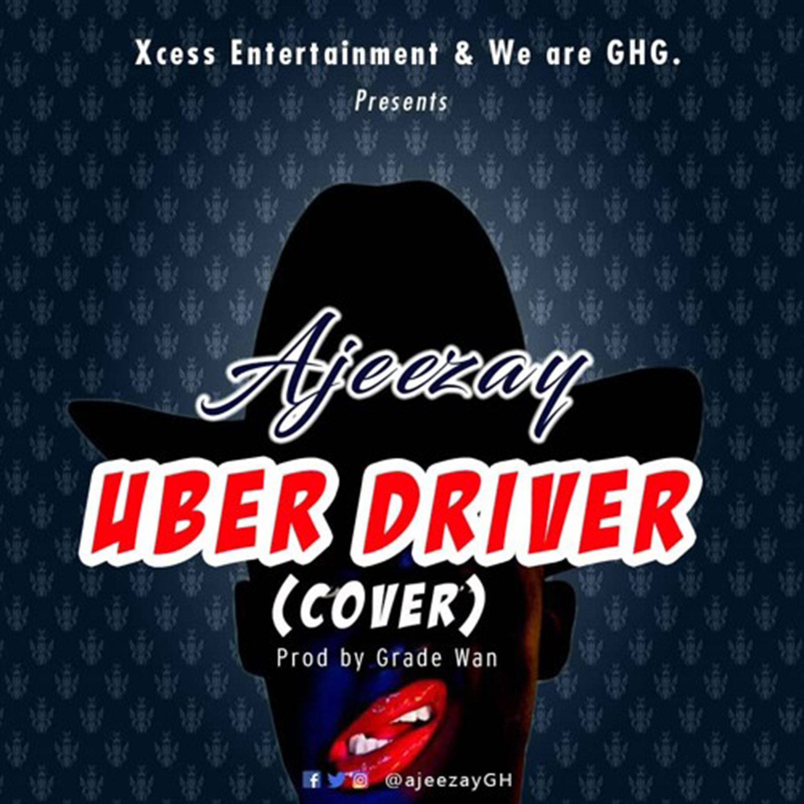 Uber Driver (Cover) by Ajeezay