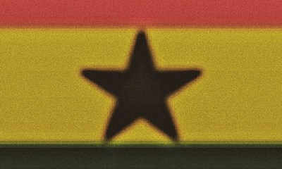 Welcome To Ghana by FreQuency Rap
