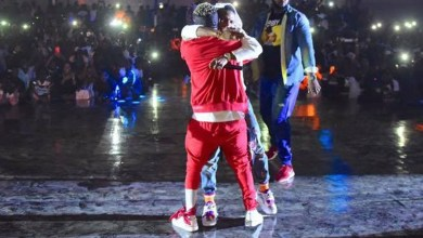 Video: Wizkid unites with Shatta Wale