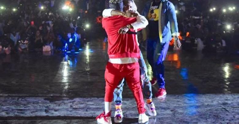 Video: Wizkid unites with Shatta Wale