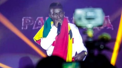 Video: Patapaa made history at 2018 Ghana Meets Naija