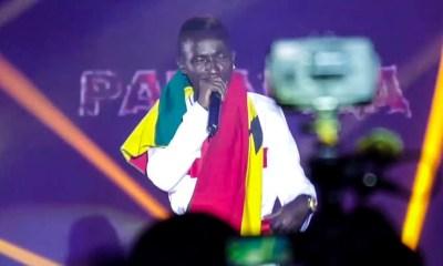 Video: Patapaa made history at 2018 Ghana Meets Naija