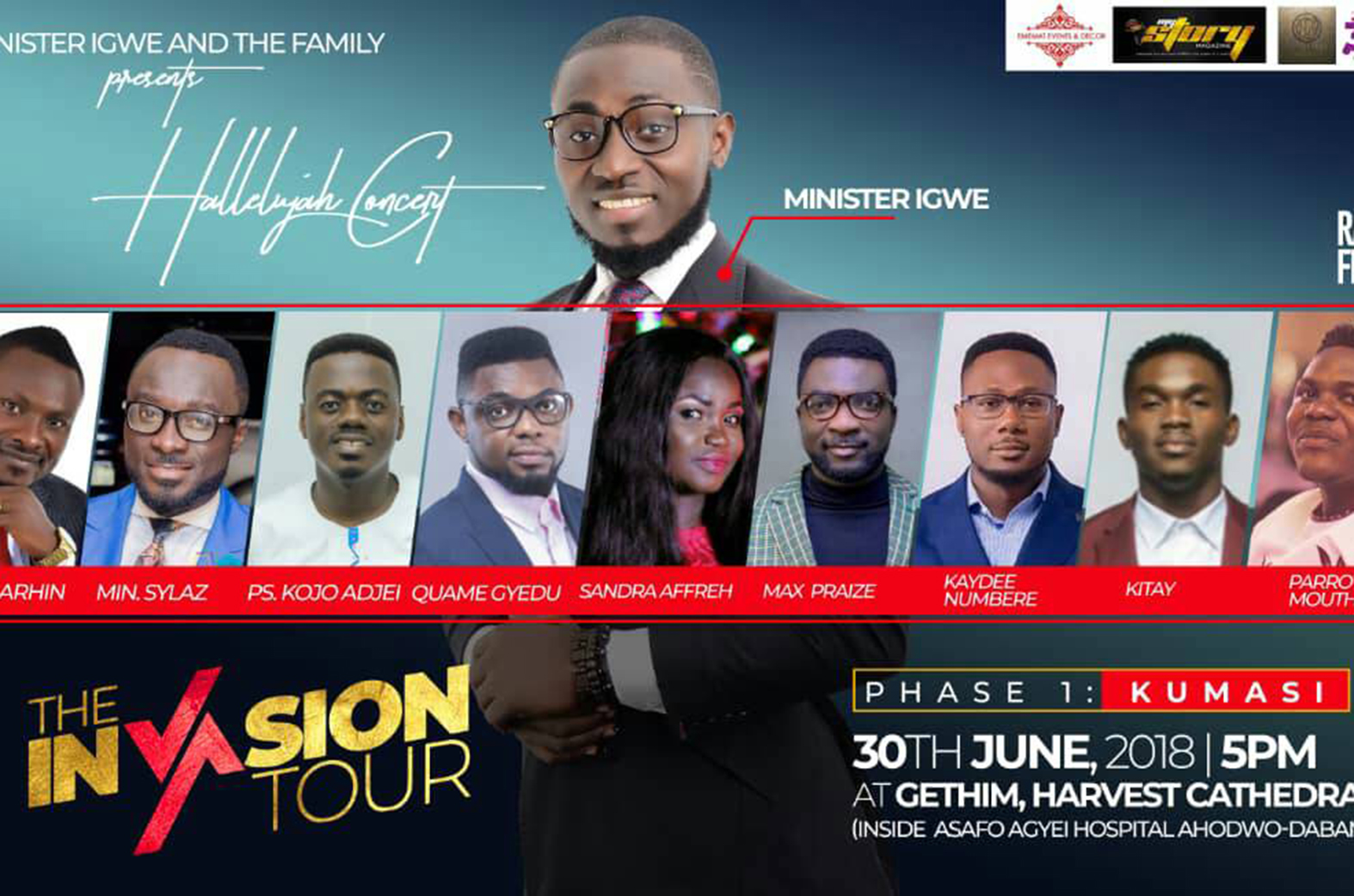 The Hallelujah Concert with Minister Igwe