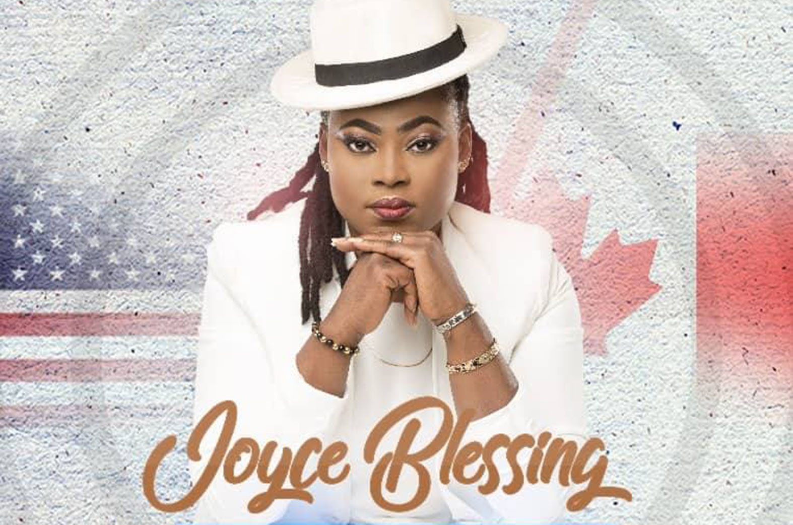 Joyce Blessing to commence I Swerve You Tour in USA and Canada