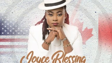 Photo of Joyce Blessing to commence  I Swerve You Tour in USA and Canada