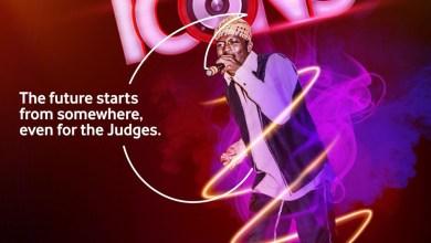 Samini to judge 2018 Vodafone Icons talent hunt