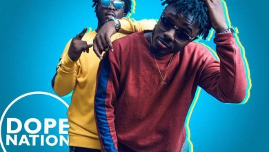 DopeNation earn 2018 Ghana Music Awards UK nomination