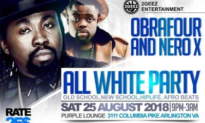 Obrafour & Nero X to shutdown USA in August