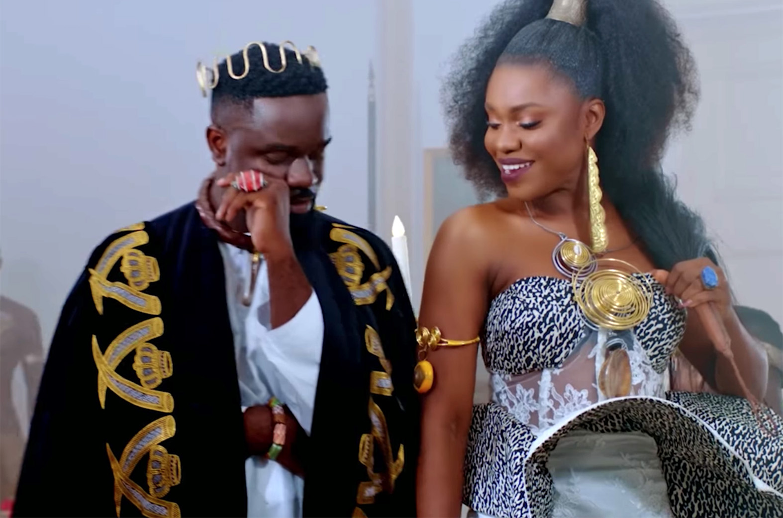 Video: Nana by Becca feat. Sarkodie