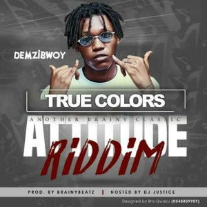 True Colors (Attitude Riddim) by Demzibwoy
