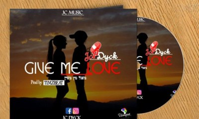Give Me Love by JC VanDyk