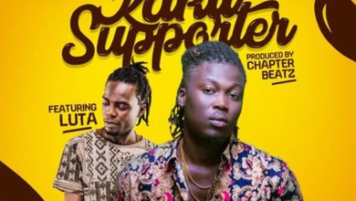 Kakii Supporter by Wisa Greid feat. Luther