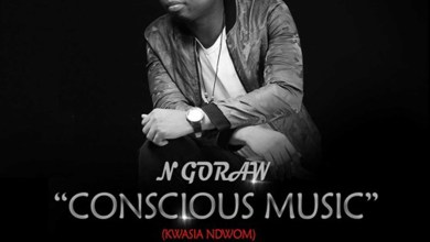 Photo of Audio: Conscious Music by N Golaw
