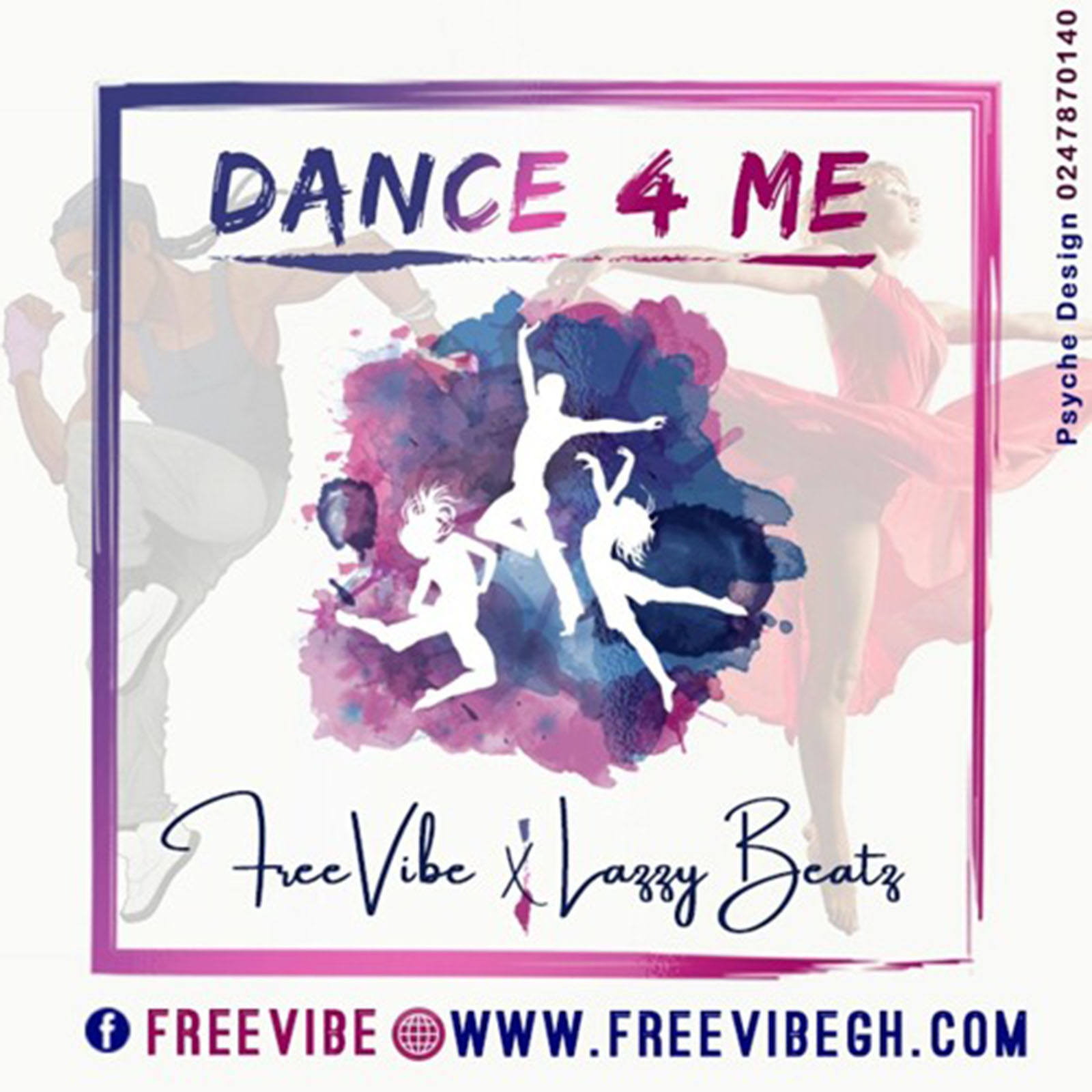Dance 4 Me by FreeVibe feat. Lazzy Beatz