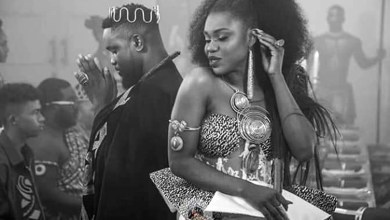 Photo of Becca will release her new video feat. Sarkodie tomorrow