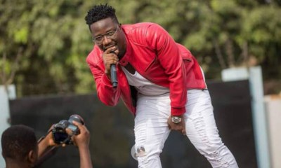 Obibini battles Sarkodie, Yaa Pono, Kwesi Arthur & more for best rapper