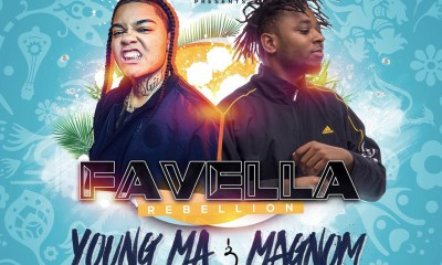 Magnom headlines Favella Rebellion Concert in Haiti