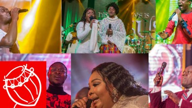 Photo of Video: Gospel Stars thrilled fans at Tehilla Experience 2018