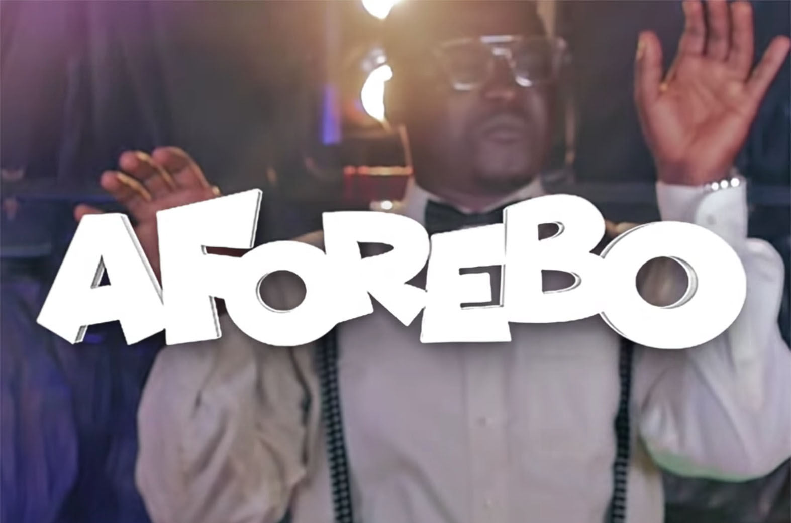 Video: Aforebo by Carl Clottey