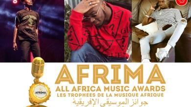 Photo of King Promise, Kwesi Arthur & Kuami Eugene nominated for AFRIMA Awards Regional Categories