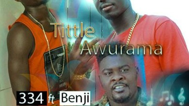Photo of Audio: Awurama by 334 feat. Benji