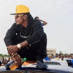 Ginger by Shatta Wale