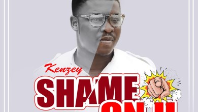 Photo of Audio: Shame On You by Kenzey