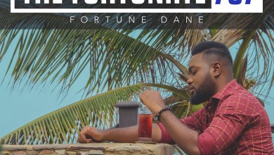 Photo of Audio: The Fortunate 707 Album by Fortune Dane