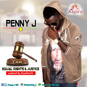Equal Rights & Justice by Penny