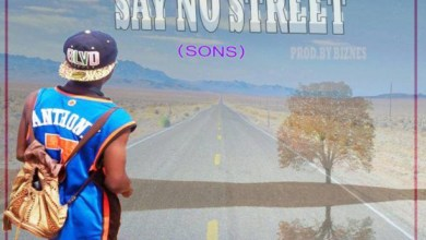Photo of Audio: Say No Street (Sons) by Mr. Agazi
