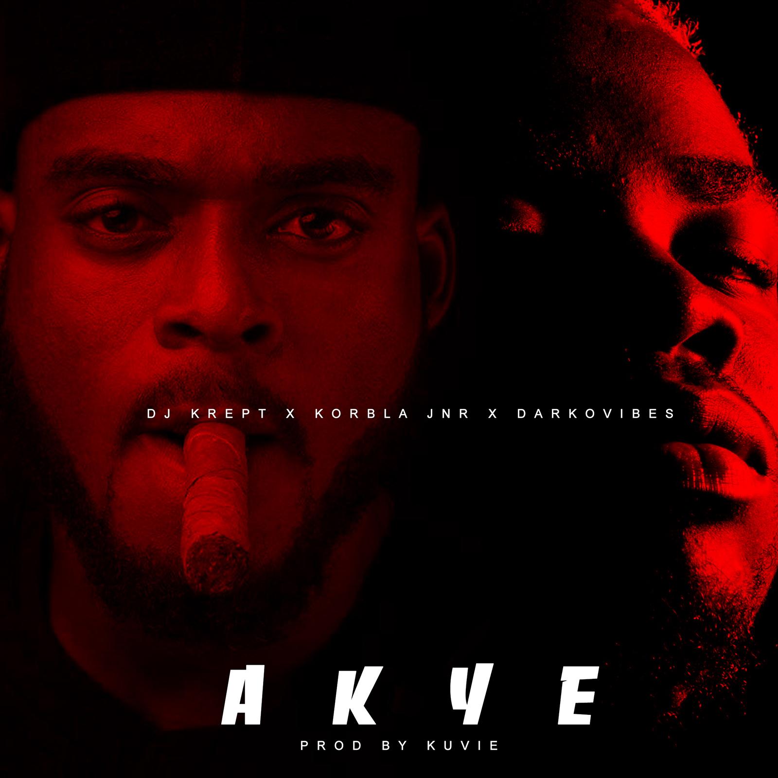 Akye by DJ Krept feat. Kobla Jnr & Darkovibes