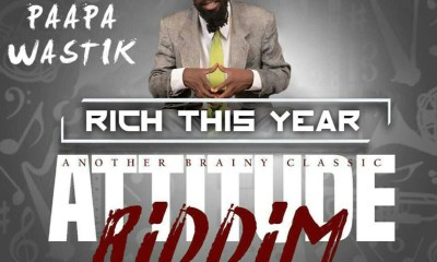 Rich This Year by Paapa Wastik