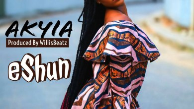 Photo of Audio: Akyia by eShun