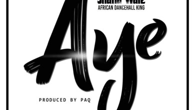 Photo of Audio: Aye by Shatta Wale