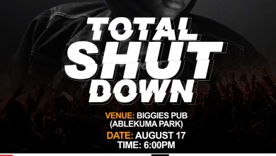 Photo of Total Shut down with McRay, Quamina MP and more